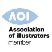 Association of Illustrators Member