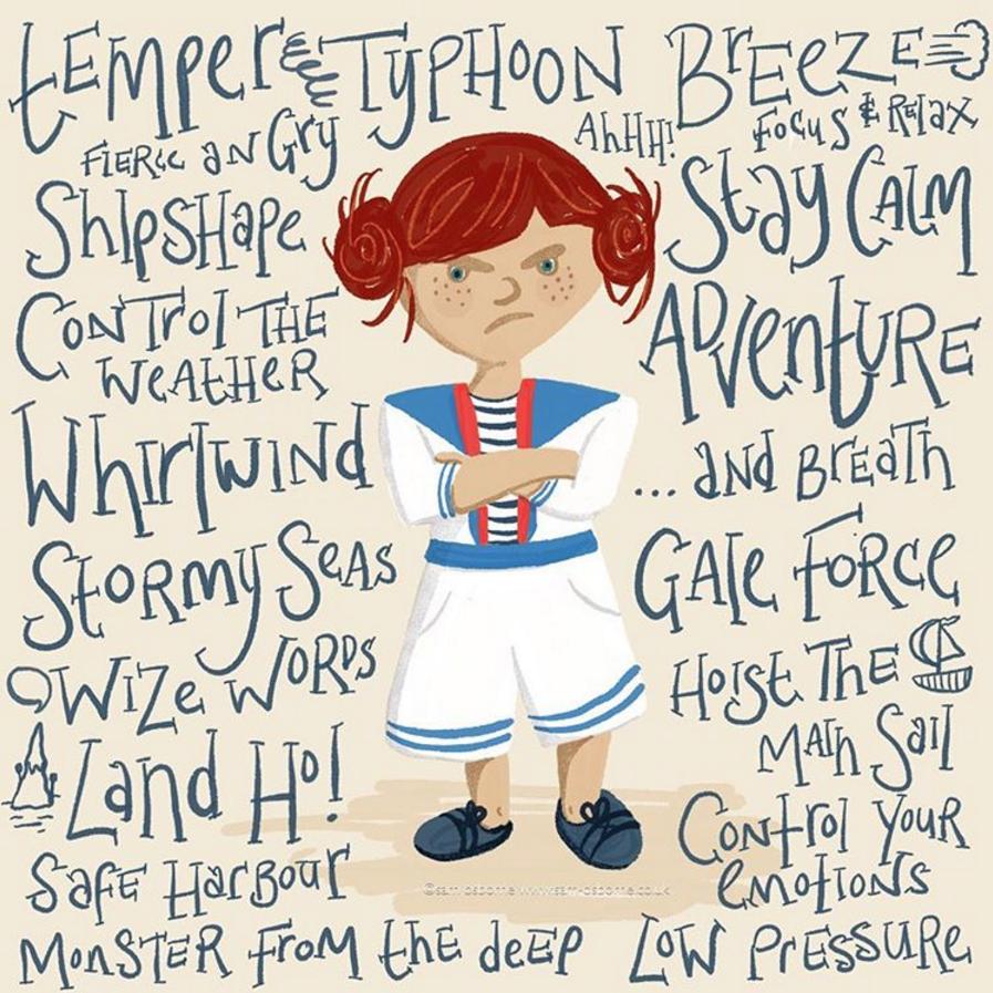 Character Book Illustration Lettering Sam Osborne
