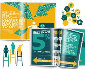 OBD Brochure Design and Illustration