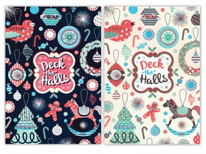 Deck-The-Halls-Cards