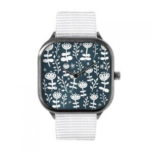 Navy Blooms Watch Sam Osborne
