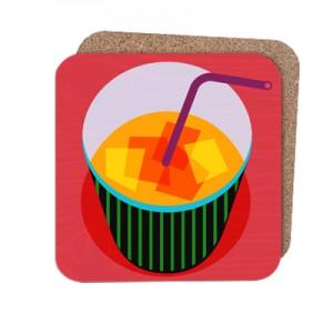 Wondercook Juice Coasters Sam Osborne
