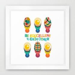 Sam Osborne Easter Print