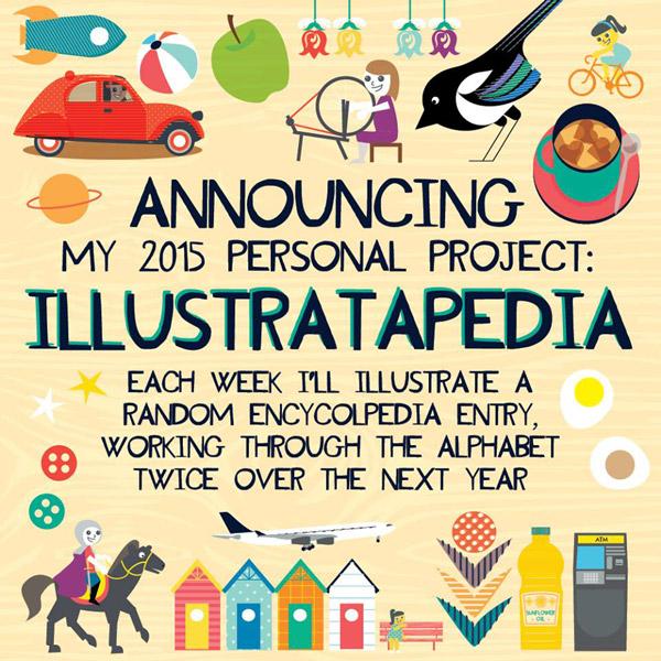 Illustratopedia-personal-illustration-project