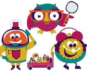 Children's Character Design