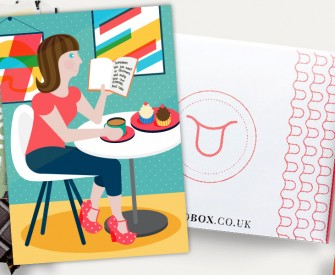Period Box Art Print