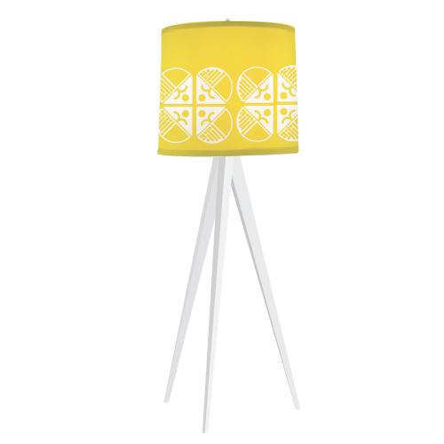 Modern Tripod Floor Lamp Sam Osborne Sunlit Orchard