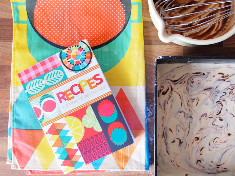 Recipe Book illustration