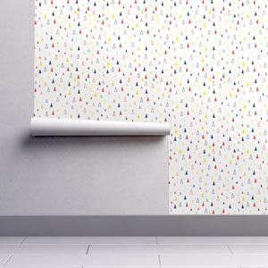 Tiny-Triangles-Modern-Wallpaper