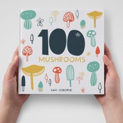 100-Mushrooms-Illustrations-Book-Sam-Osborne