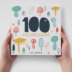 100-Mushrooms-Illustrations-Book-Sam-Osborne