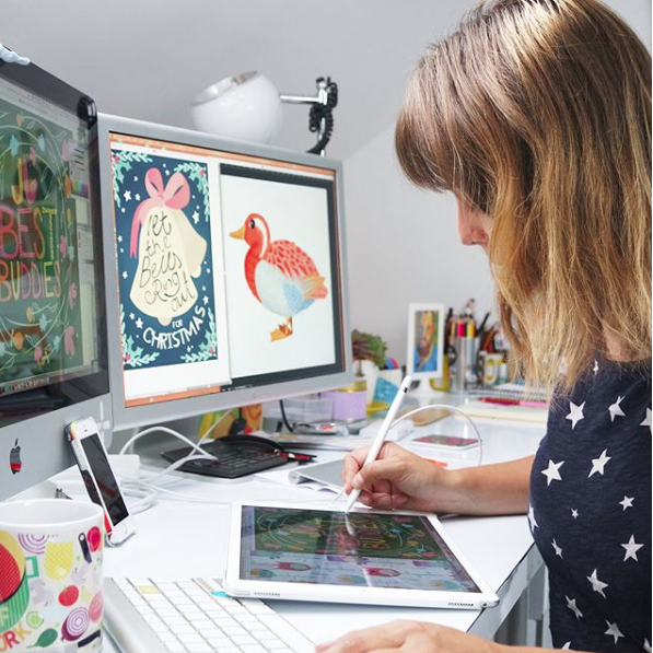Sam Osborne Illustrator and Graphic Designer Thame Oxford