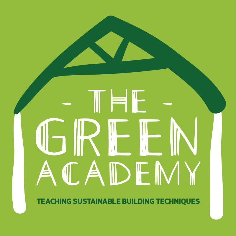 The Green Academy Logo Design