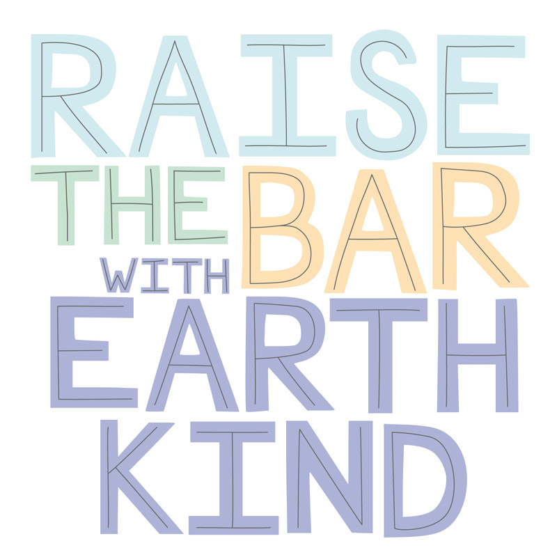 Earth Kind Hand Lettering